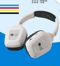 China 2.4G USB Wireless Headphone (A240) on sale