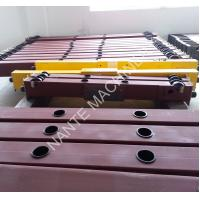 Electric End Carriage Steel Crane Wheels For Overhead Crane 1ton ~ 50ton Manufactures