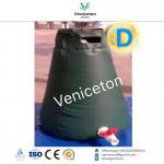 Non-Food grade common tarpaulin open top plastic water storage tanks Manufactures