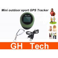 Keychain GPS Device A9 Waterfroof Mini GPS Tracker  for Outdoor Sport Travel Manufactures
