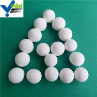China Low abrasion al2o3 alumina ceramic grinding ball with little impurity on sale