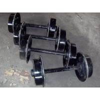 China MA cast iron mining transportation car wheels with 250mm in china on sale