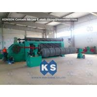High Speed Automated Gabion Machine Hexagonal Wire Mesh Production Line 4300mm Manufactures