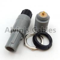 Top Safety Industrial Power Connectors Electrical Cable Connectors 14mm Shell Outer Dia Manufactures