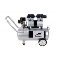 portable  silent oilless  air compressor with aluminum tank ,oil free aluminum tank air compressor Manufactures