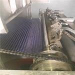 Crumb Rubber Modified Bitumen Steel Belt Pastillator , Wax Making Machine Durable Manufactures