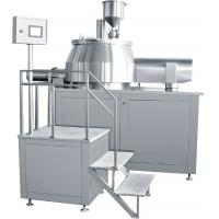 High Speed Wet Granulator Machine , Food Mixing Equipment 1.2 - 3.0mm Granule Size Manufactures