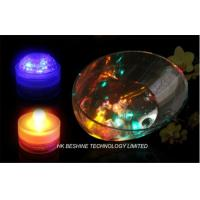 Low Voltage Led Submersible Lights with remote , Diamond Shape For Valentines Day Manufactures