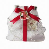 Bath gift set/cranberry bath series, measures 10 x 9.5 x 18cm  Manufactures