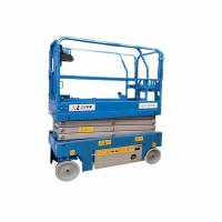 6m Heavy Duty  Hydraulic Platform Lift Easy Maintain With Tilt Level Sensor Manufactures