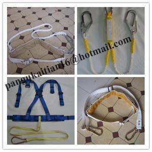 Safety Harness & Belt&lineman belt,Adjustable safety belt&safety harnesses Manufactures