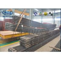 Spiral Type Fin Welded Heat Exchanger Tubes For Boiler Economizer ASME Standard Manufactures