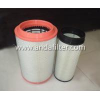 Good Quality Air Filter For HOWO Truck WG9725190102 On Sell Manufactures