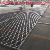 China expanded metal sheet suppliers/expanded steel prices/heavy expanded metal/steel diamond mesh panels/expanded steel mesh on sale
