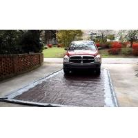 Quality Mobile Valeting Wash Pad Containment Systems PVC Washpad For Cleaning for sale