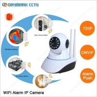 720p wireless alarm security cameras systems for home apartment Manufactures