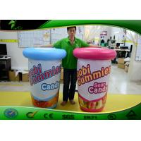Giant Candy Inflatable Advertising Balloons Inflatable Replica Bottle Manufactures