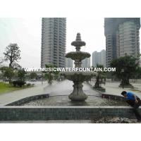 Customized Sculpture Water Fountains Stone Fountains  For Garden Marble Material Manufactures