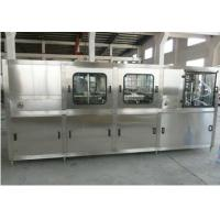 3 Gallon Bottling System / 5 Gallon Water Bottle Filling Machine Full Automatic Manufactures