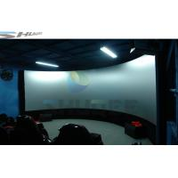 Hydraulic Air 4D Cinema System Dynamic Effects With Electric Chair Manufactures