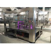 High Speed Drinking Water Filling Machine Gravity Model