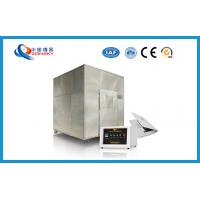 Automatic Micro Controlled FRLS Testing Instruments , Plastic Smoke Density Test Apparatus Manufactures
