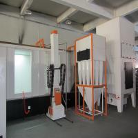 Turn Key Powder Coating System Solution Manufactures