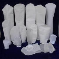 China Wine Industry Liquid Filter Bag 1 Micron Dust Collector Bag PP PE NMO PTFE on sale