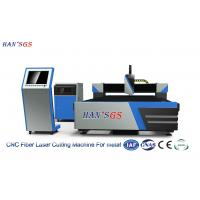 FOB / CIF / C&F / EXW PRICE Fiber Laser Cutter For Metal , Laser Steel Cutting Machine Manufactures