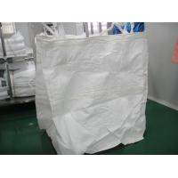 China Reusable polypropylene fabric Pellets Big Bag for 1500kg cement packing on sale
