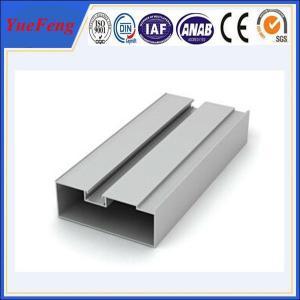 Hot! wholesale 30x30 aluminium profile supplier, natural anodized aluminium tube Manufactures