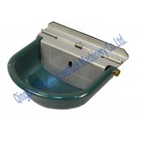 Adjustable Cattle Water Bowls Wall Or Tube Mounting With Float Valve Manufactures