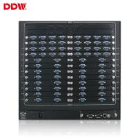 Vertical Display IP Video Wall Matrix Support Large Screen Image Freeze 12W/Channel Manufactures