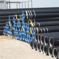 High Tensile / Yield Strengths Casing Oil And Gas Cast Iron 80-55-06 Partially Pearlite Ductile Iron Manufactures