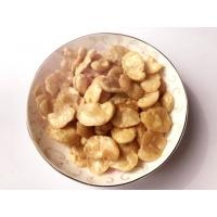 Sea Salt Seasoning Fava Bean Snack Chips Spicy Flavor Pre Shelling Technology Manufactures