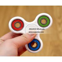 Buy cheap Wholesale Torqbar finger spinner Pepyakka hand spinner Plastic 4 Bearings fidget spinner from ANQUEUE from wholesalers