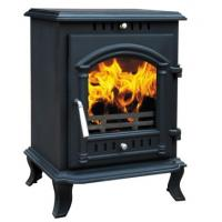 CE certificate approved cast iron wood stoves BH001 Manufactures