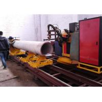 Round / Square  Pipe Cutting Machine , Stainless Steel Tubing Cutter Machine Manufactures