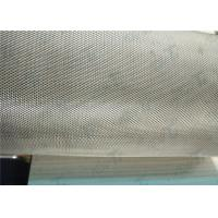 Quality Customized Aerospace And Oil Expand Titanium Mesh Bright Silver for sale
