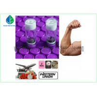 China Safe Human Growth Hormone Peptide , Bremelanotide PT 141 Human Growth Hormone HGH on sale