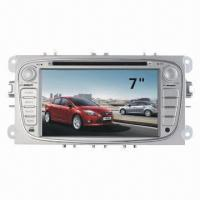 China Car DVD Player with GPS System and 7-inch Touchscreen on sale