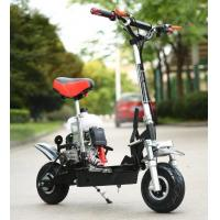 49cc 4 Stroke Mini Motor Scooter High Tensile Steel With 10 Inch Pneumatic Tyre Manufactures