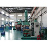 4 Column Silicone Rubber Injection Molding Machine 200 Ton All - In - Out Structure Manufactures