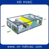 China Air Handling Unit with Heat Recovery recuperator 1500CMH~5000CMH on sale