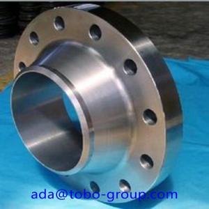 ASME B16.5 Alloy 32760 ASME SB407 NO8800 Weld Neck Flange Forged 1/2'' - 60'' 150lb Manufactures