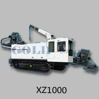 HZ-1000 392 Kw engine Horizontal directional drilling rig Manufactures