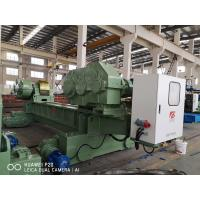 China Welding Rotator Steel Wheel Heavy Duty Tank Turning Rolls For Offshore Wind Tower on sale