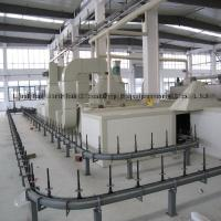 Car Oil Filter Car Parts Powder Coating Line Manufactures