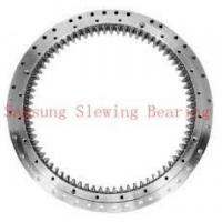 China slewing rings for rubber tire gantry crane on sale