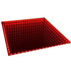 RGB 3D Infinity Mirror LED Light Dance Floor For Club Disco Night Club